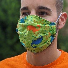 Face coverings and meningitis