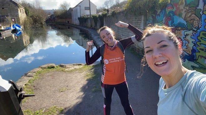 Get running for Meningitis Now in International Women's Day