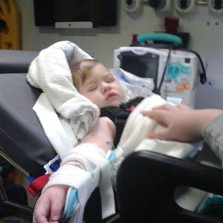 Bella R MenB bacterial meningitis case study