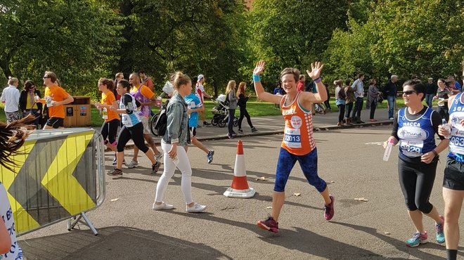 Rachel explains why you should run Great North Run for Meningitis Now