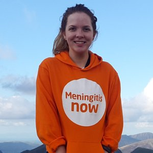 Meningitis survivor Holly McNaughton