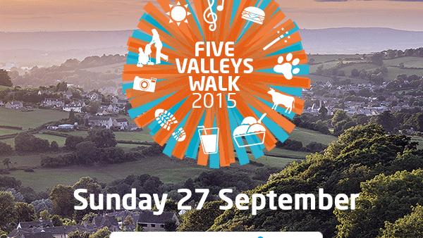 Five Valleys Walk