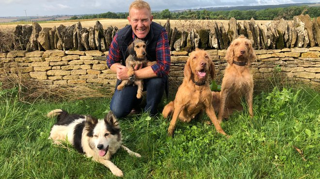 Celeb Adam Henson backing Meningitis Now Five Valleys Walk