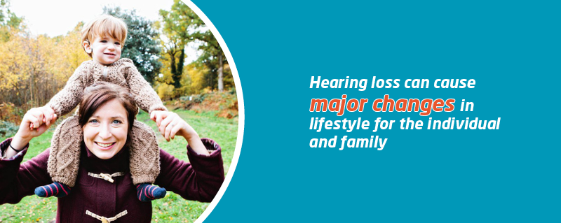 After-effects of meningitis - hearing loss LB