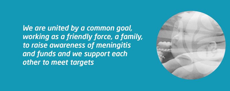Alan Glynn and Team Alexis Rose - long distance challenge to defeat meningitis