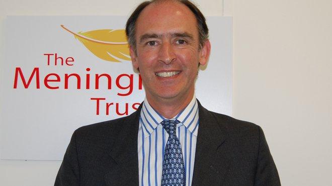 Meningitis Now chairman Alastair Irvine retirement blog