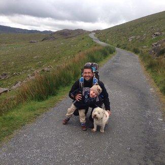 Meningitis Now supporter Alec climbing Mount Aconcagua