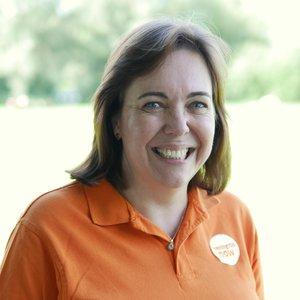 Meningitis Now staff - Alison Yelland