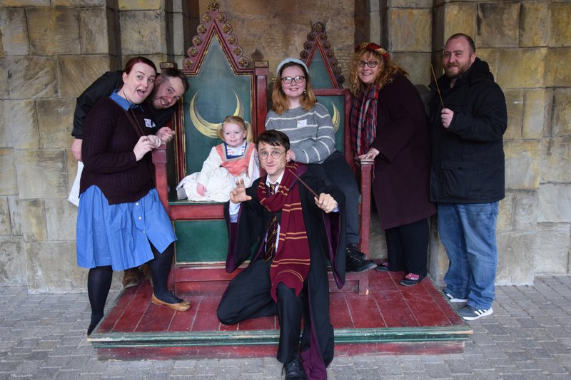 A truly magical Meningitis Now Family Day