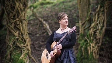 Folk singer Ange Hardy - impact of meningitis after brother's death