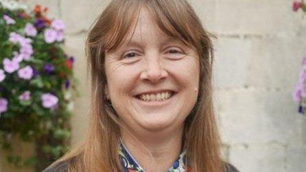 Meningitis Now Community Ambassador volunteer Angela Cloke