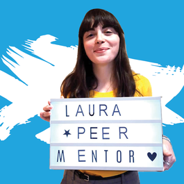 Meningitis Now Believe & Achieve B&A  - Peer Mentor - Laura McQ