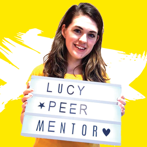 Meningitis Now support - B&A Believe & Achieve - Peer Mentor - Lucy S