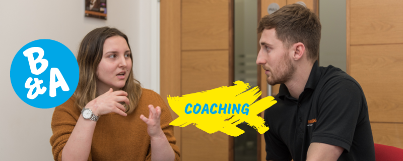 BandA - Letterbox - Coaching