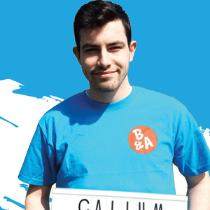 Meningitis Now Believe & Achieve B&A - Peer Mentor - Callum Jones