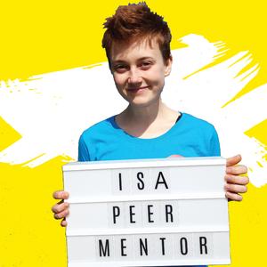 Meningitis Now Believe & Achieve B&A - Peer Mentor - Isa Walker