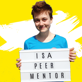 Meningitis Now Believe & Achieve B&A - Peer Mentor - Isa Walker