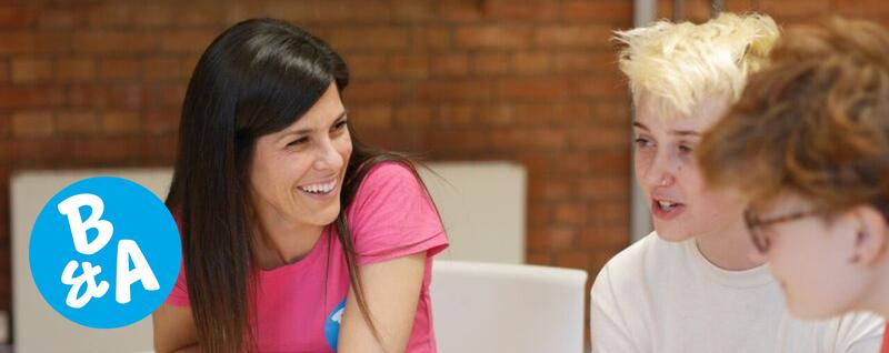 Believe & Achieve B&A LB - Business skills mentoring