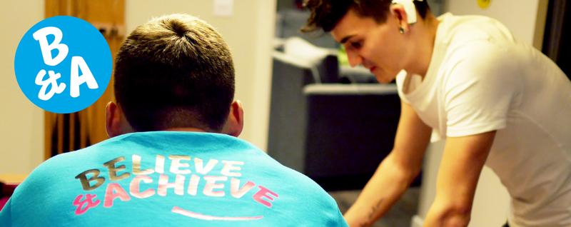 Believe & Achieve B&A LB - Coaching