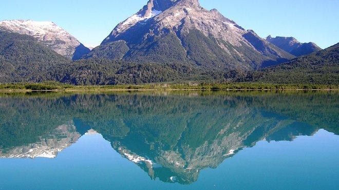 Meningitis Now overseas event - Patagonia trek