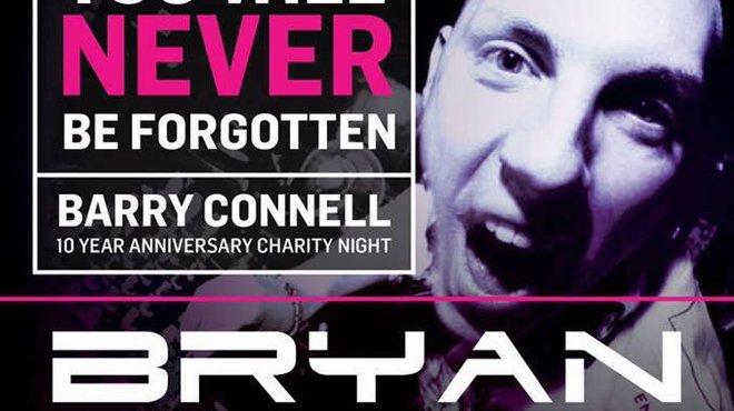 Tribute to meningitis victim DJ Barry