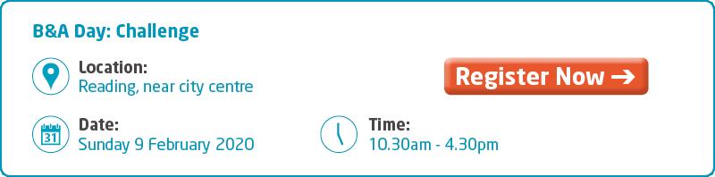Believe & Achieve Day Challenge Key Info - Register Now
