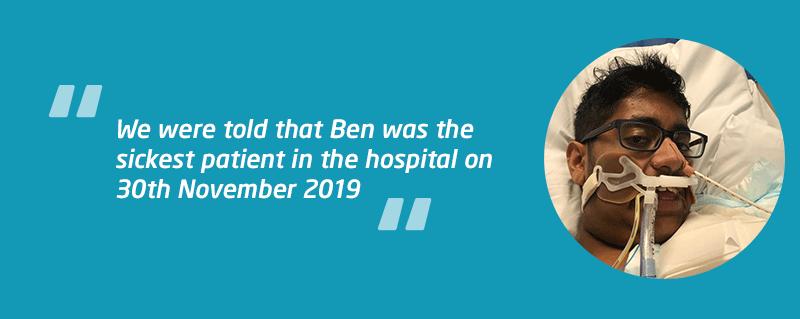 Ben S's bacterial meningitis case study
