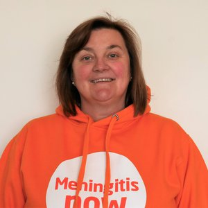 Meningitis Now staff - Bev Corbett