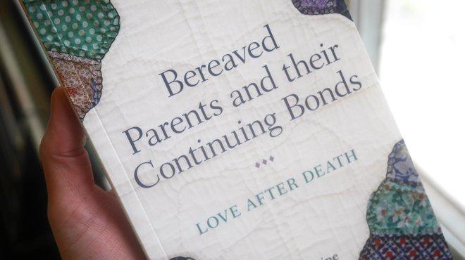 Bereaved parents book - support after meningitis death