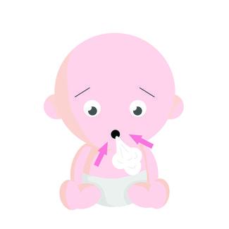 Meningitis Now awareness - signs and symptoms baby