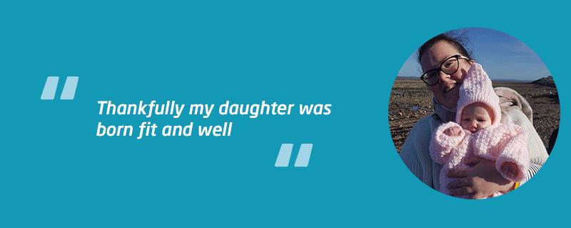 Nicola J's bacterial meningitis story