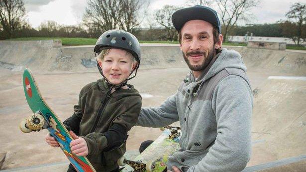Caspar skateboarding blog