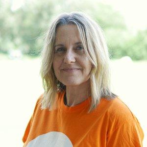Meningitis Now staff member Cathy Friend