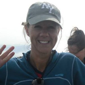 Meningitis Now Safety Team volunteer Cathy Hargreaves