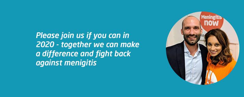 Celebrity Ambassador Seema fronts Meningitis Now New Year New You fundraising campaign