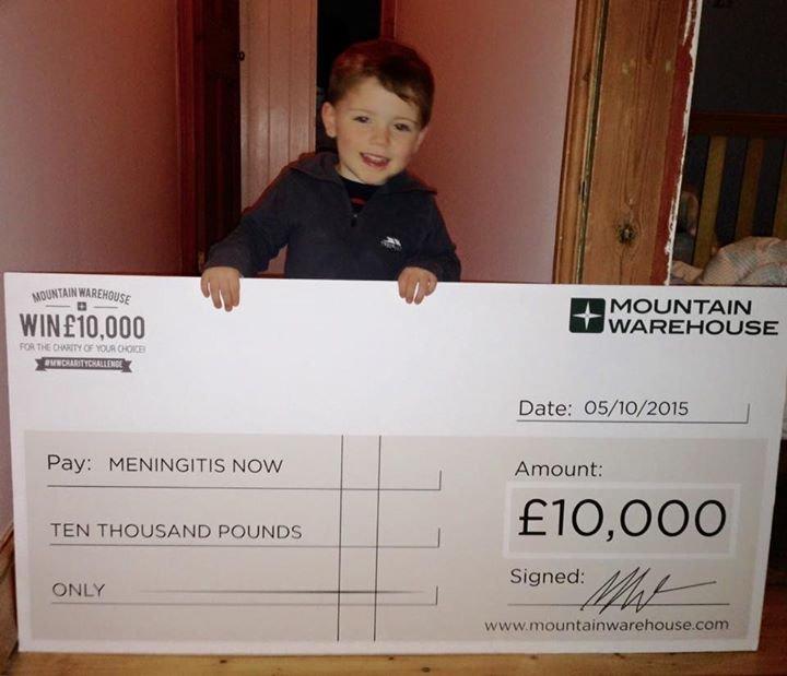 Shillakers overseas fundraising challenge for Meningitis Now