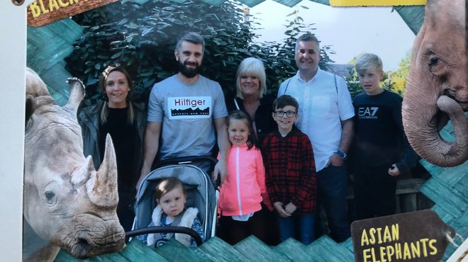 Chester Zoo dream night for meningitis families