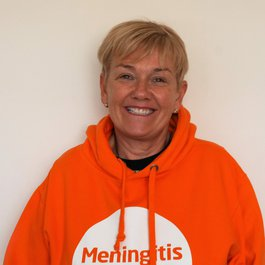 Meningitis Now staff - Christine Mather