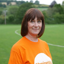 Meningitis Now staff - Claire Donovan