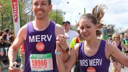 Paris Marathon blog
