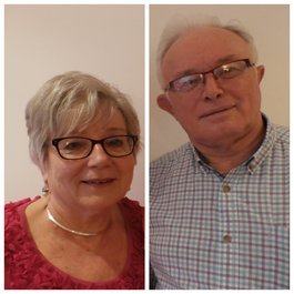 Meningitis Now Community Ambassadors Barbara and Bob Johnson