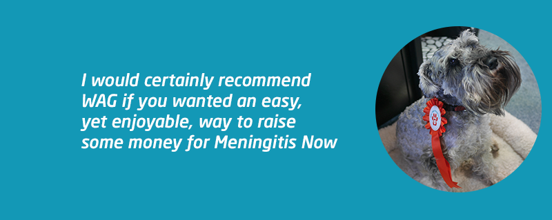 Cooper WAGs for Meningitis Now