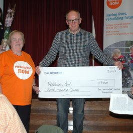 West Kirby quiz - community fundraising for Meningitis Now