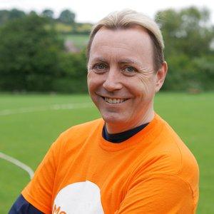 Meningitis Now staff member David Clifford