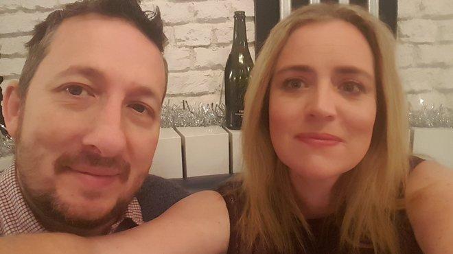 Martyn and Dawn