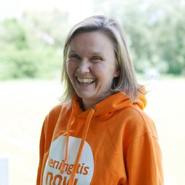 Meningitis Now staff - Dawn McNiff