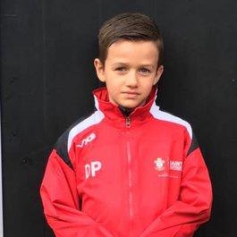 Football academy scouts meningitis survivor Declan