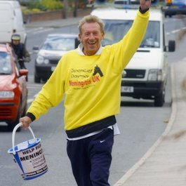 Meningitis Now Patron and Ambassador Denis Law