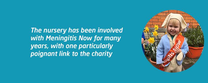 Eager Beavers join Meningitis Awareness Recognition Scheme blog