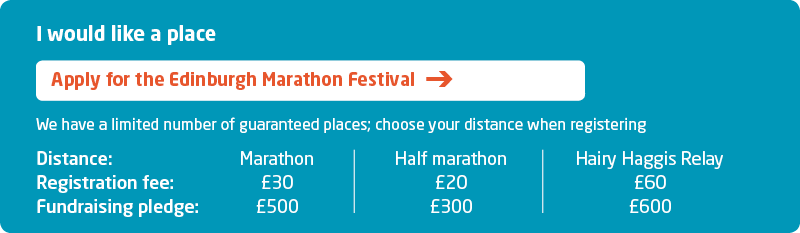Edinburgh Marathon Festival Sign Up Now
